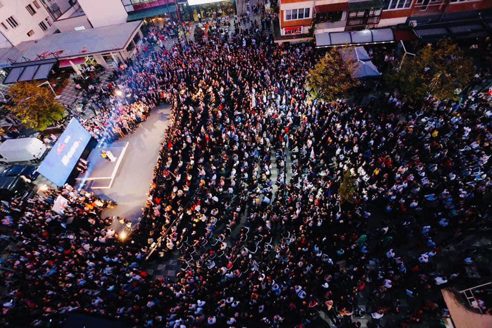 Isa Mustafa: Patëm një tubim të mrekullueshëm në Lipjan