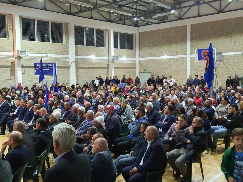 Shkelzen Hajdini: Magurja tregoi sonte se Lidhja Demokratike e Kosovës është e fuqishme si në kohën e Presidentit Ibrahim Rugova