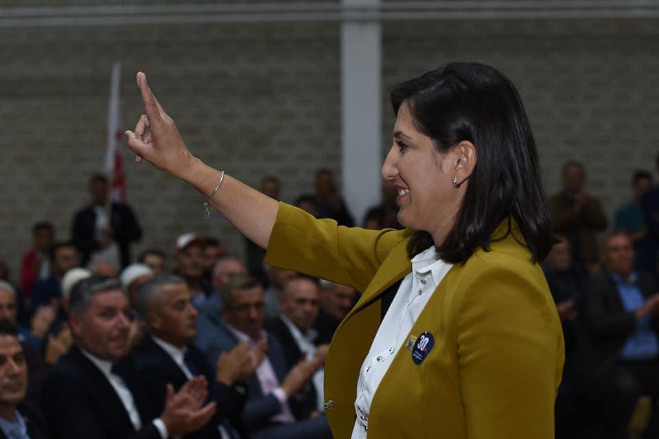 Vlora Limani Hajnuni: Faleminderit Magure, Vershevc, Qylagë, Leletiq, Mirenë, Medvec, Vrellë Bashkë do festomë fitoren e Vjosa Osmanit.