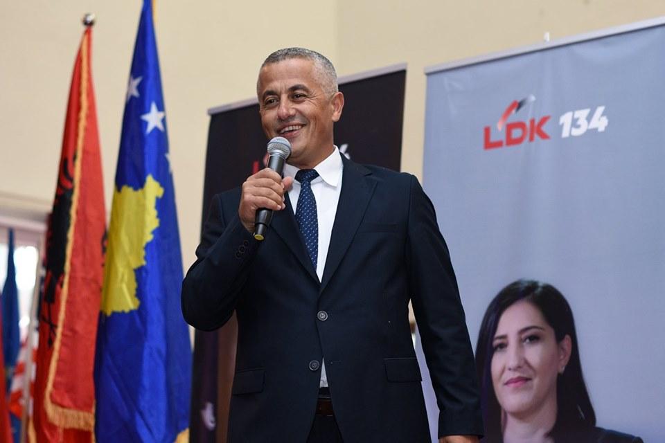 Ilir Tasholli: Mobilizimi juaj, faleminderit për mbështetjen e dhënë
