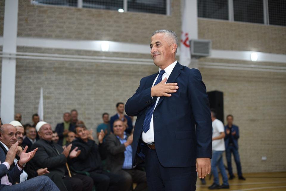 Ilir Tasholli: Magurja LDK-së, Faleminderit