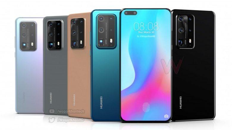 Konfirmohet data e lansimit të Huawei P40 Pro