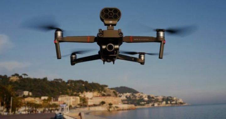 Autoritetet në Francë përdorin dronin me altoparlant, për t'i udhëzuar qytetarët të qëndrojnë brenda