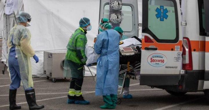 Numri i të vdekurve në Itali shkon në mbi 10 mijë, vetëm sot ndërruan jetë 889 persona