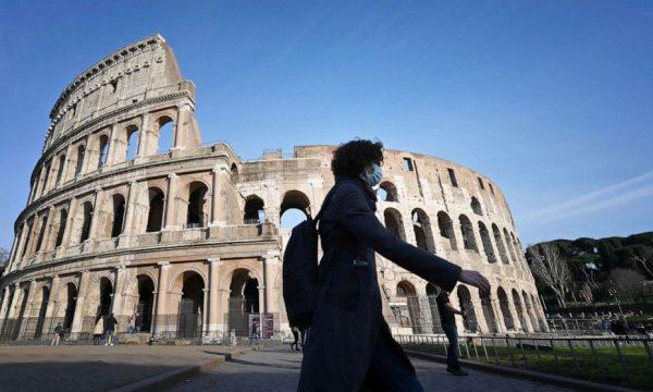 Italia shënon shifër rekorde prej 368 viktimave të reja të koronavirusit për 24 orë