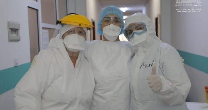Shërohen edhe 9 pacientë të tjerë nga Coronavirusi në Shqipëri