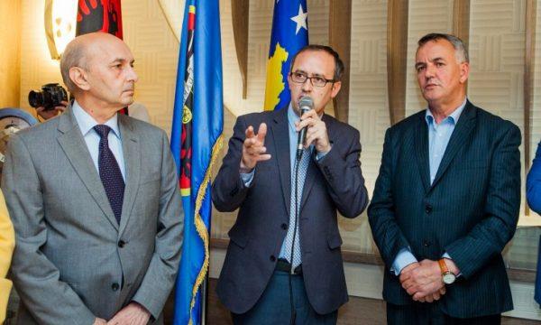 Avdullah Hoti propozon ministrat e LDK'së, votohen pastaj në Kryesi