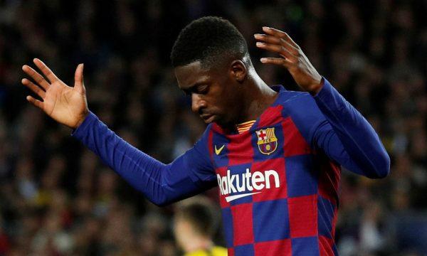 Barça mund ta japë Dembelen hua