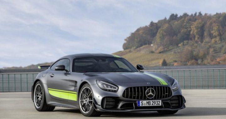 Mercedes-AMG GT R Pro do të vije në shtator dhe do të prodhohet në një numër të kufizuar