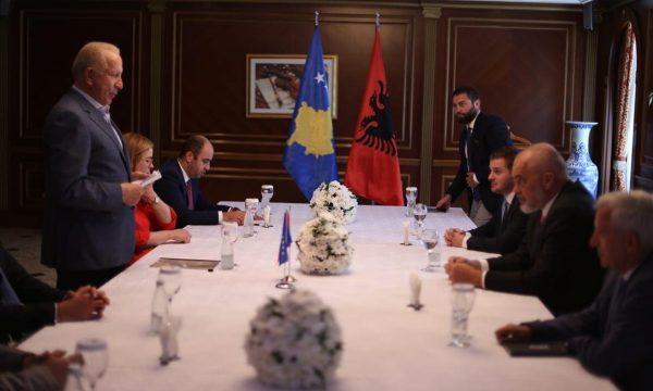 Pacolli pas takimit me Ramën e quan padrejtësi ndërkombëtare aktakuzën ndaj Thaçit