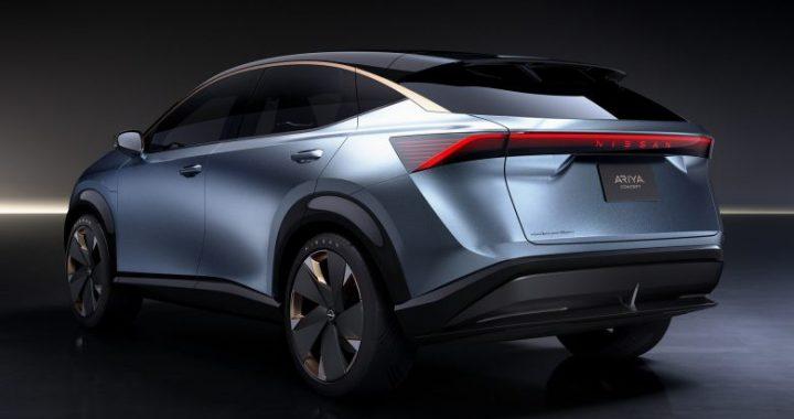 Nissan Ariya do të zbulohet më 15 korrik 2020