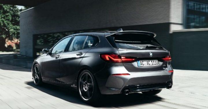 BMW M135i më e vogël, ndoshta një zgjedhje e mirë për vendet urbane