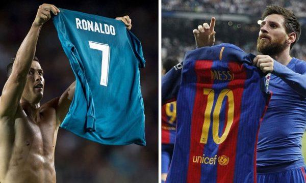 Dikur e donte Messin, sot Ronaldon