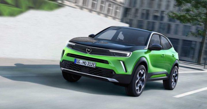 Opel Mokka vjen me një model të ri