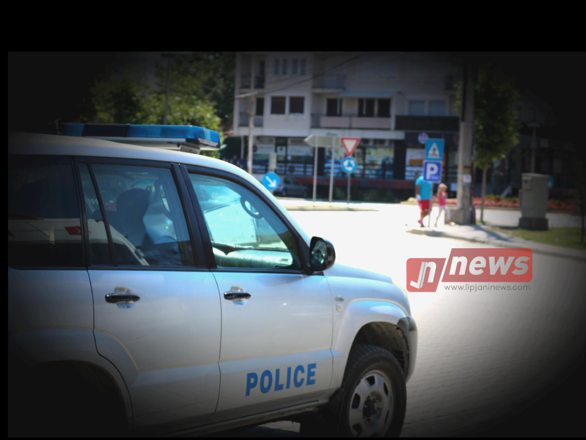 Policia Kosovës arreston tre persona në Lipjan