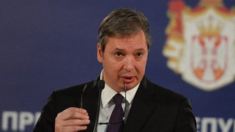Presidenti i Serbisë megjithatë shpreson në bashkëpunim me Bidenin