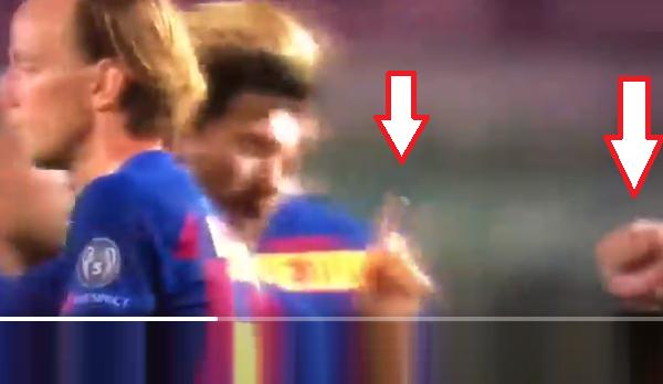 Messi e injoron keq gjyqtarin, shikoni çfarë bëri në fund të ndeshjes