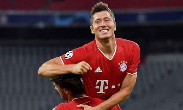 Golashënuesit më të mirë n'histori të Champions, Lewandowski e kalon Benzeman