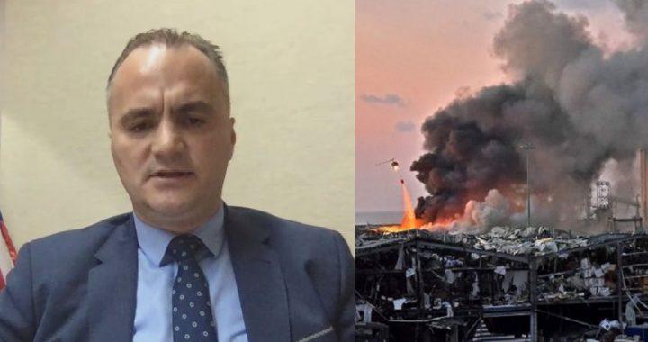 Rrëfen shqiptari që jetoi në Beirut: Po ndodh tmerri, spitalet u stërmbushen nga viktimat e shpërthimit