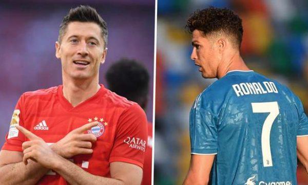 Lewandowski nuk e synon rekordin historik të Ronaldos në Champions