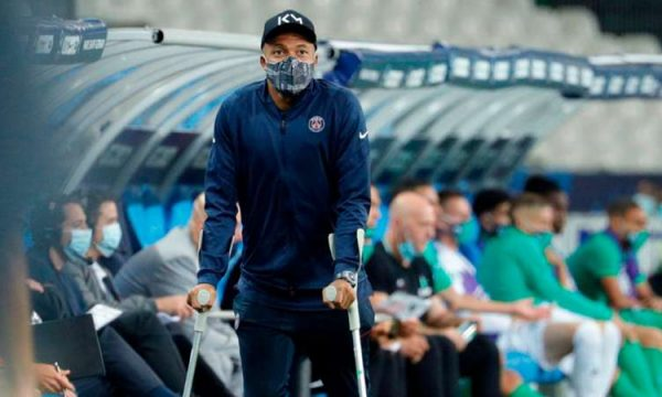 Herrera, optimist se Mbappe mund të shërohet në kohë për rinisjen e Champions