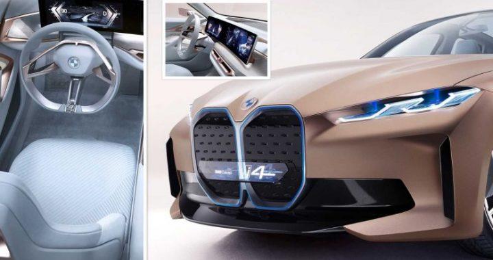 Modeli BMW i4 M konfirmohet zyrtarisht se do të zbulohet në vitin 2021