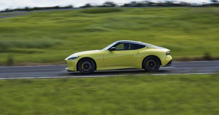 Legjenda është rikthyer: Nissan zbulon modelin e ri Z Proto