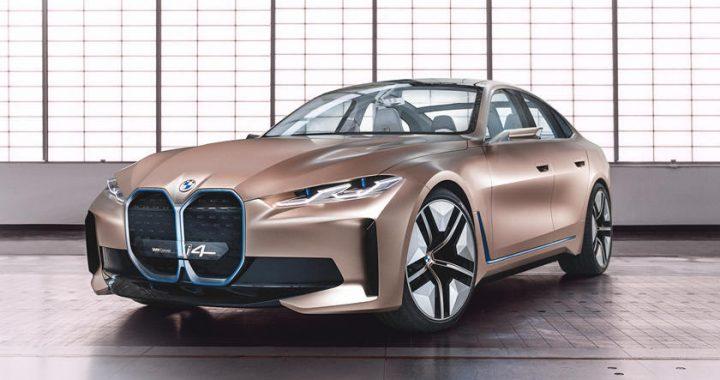 Nuk jeni gati: Dalin fotografitë e para të BMW i4 M të ri