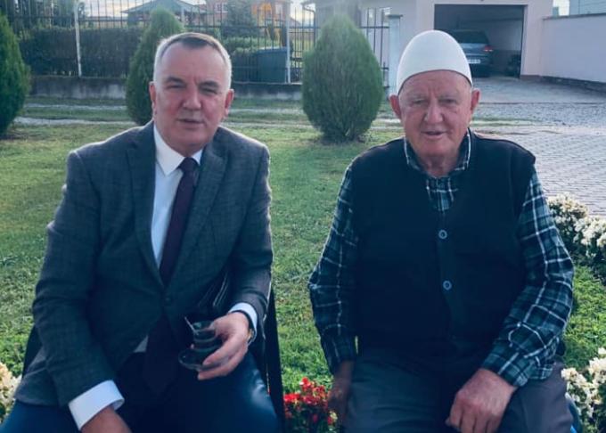 Imri Ahmeti: Si çdo ditë po e filloj ditën me baben