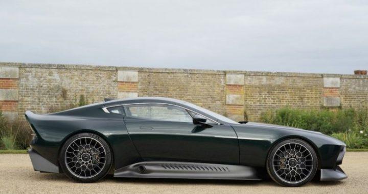 Një Aston Martini unik që nuk e kemi parë asnjëherë deri më tani