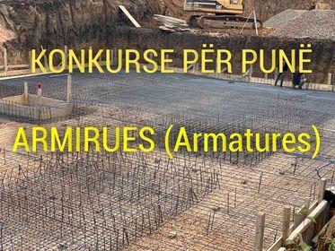 """KONKURS PUNE/ """"BESA-KOMERCE"""", ndërmarrje ndërtimore"""