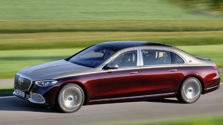 S-Class Maybach është Mercedesi më luksoz që është ofruar ndonjëherë