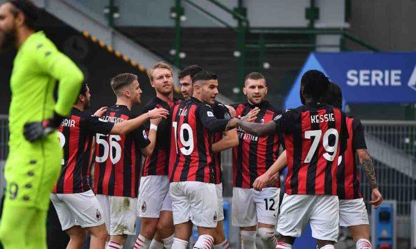 Milani, skuadra më në formë në Evropë