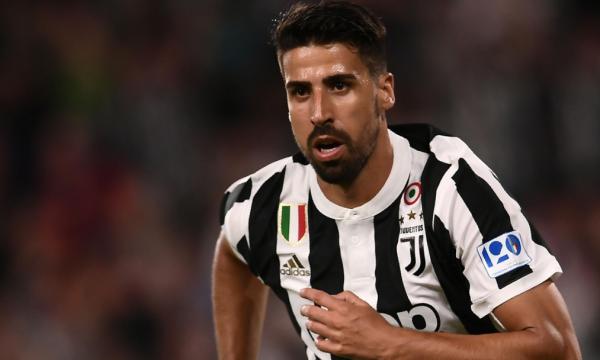 Khedira thotë se s'largohet nga Juventusi në janar, pavarësisht se është lënë jashtë skuadrës