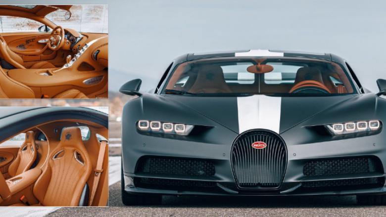 Prezantohet Bugatti Chiron Sport 'Les Légendes du Ciel', veturë e frymëzuar nga aeroplanët