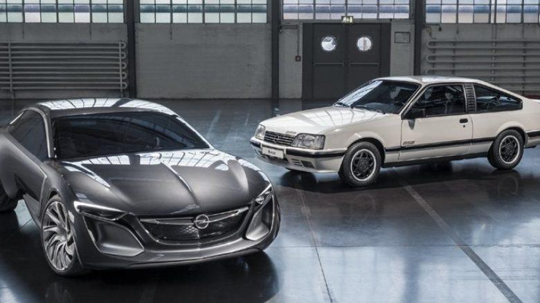 Opel Monza po kthehet?