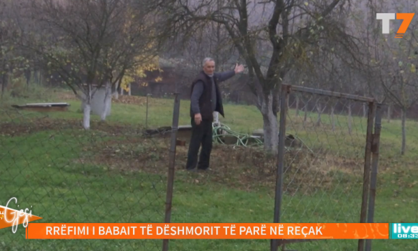 """""""E ndieja se djali do të më shkonte në luftë"""", rrëfimi emocionues i babait të dëshmorit të parë në Reçak, Ismaili Luma"""