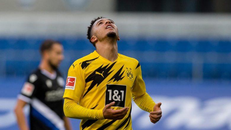 Liverpooli synon transferimin e Jadon Sanchos, përgatitë ofertë për Dortmundin
