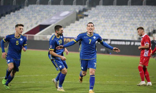 UEFA kujton golin e bukur të Kastratit kundër Moldavisë