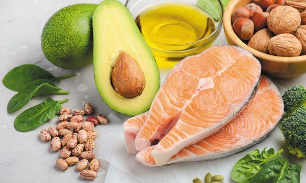 Lista e ushqimeve ku mund t'i gjeni yndyrat e mira