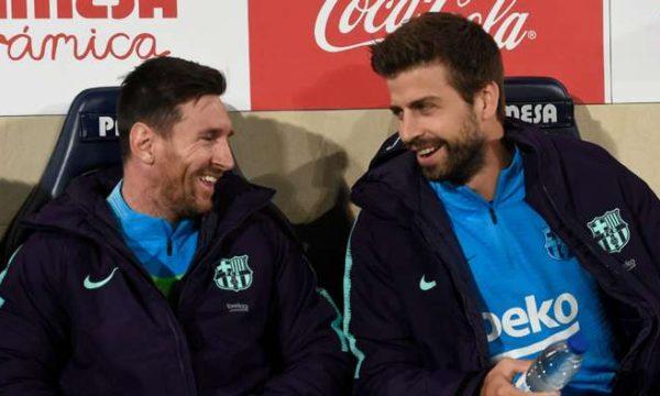 Pique këshillon Messin të rri në Barcelonë